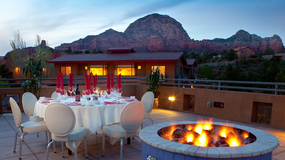 Sedona Rouge Hotel & Spa — city, country
