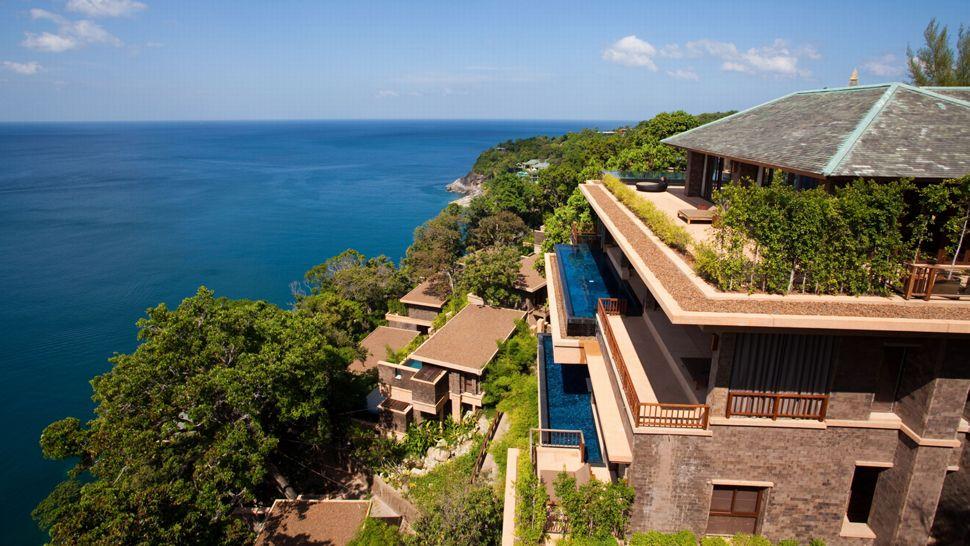 亚洲 泰国 普吉岛 kamala  最优惠房价保证 抵达时的自动客房升级(视