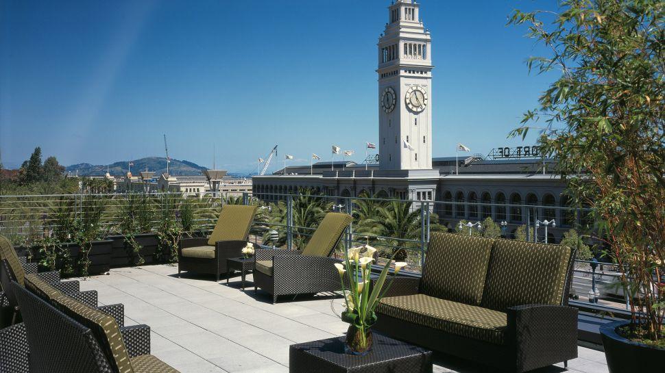hotel vitale  san francisco bay area  california