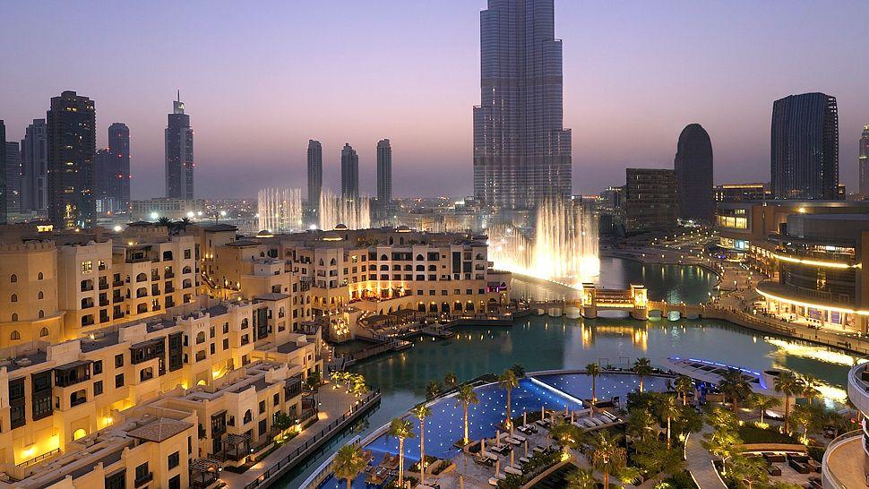 The Palace Downtown Dubai Dubai United Arab Emirates