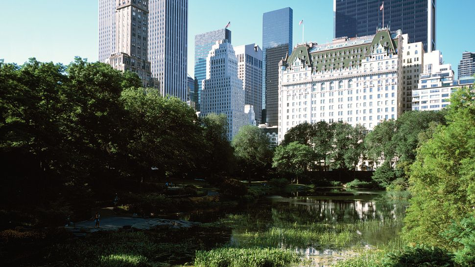 The Plaza Hotel — city, country