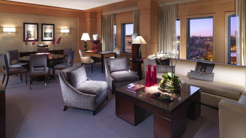Rooms: Mandarin Oriental, Boston, Massachusetts, United States