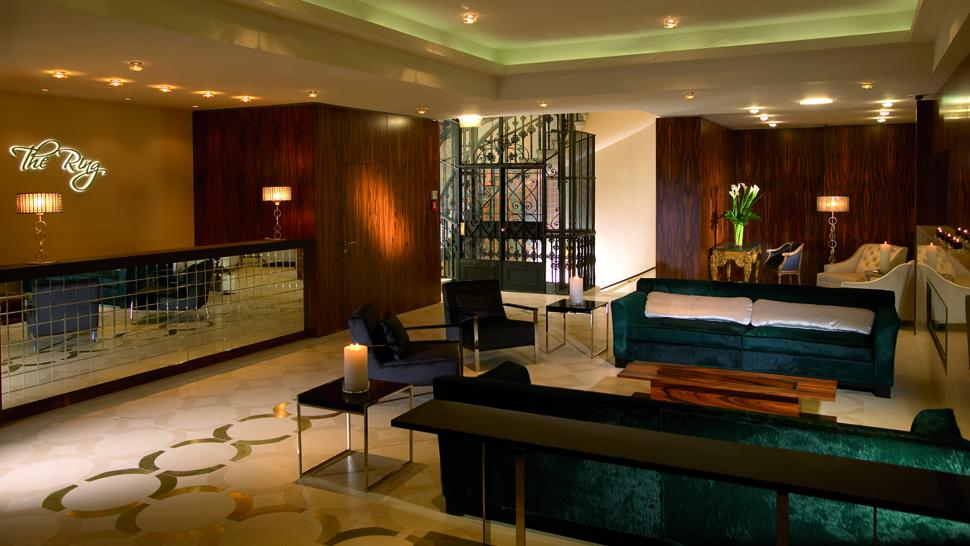The ring vienna 39 s casual luxury hotel vienna austria for Design boutique hotels in austria
