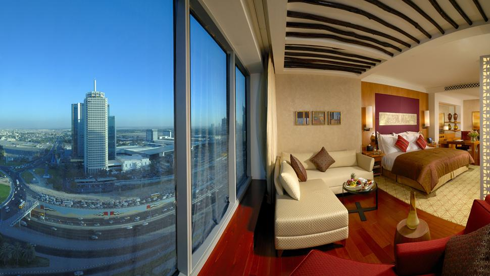 The h hotel dubai dubai united arab emirates for Most expensive hotel room in dubai