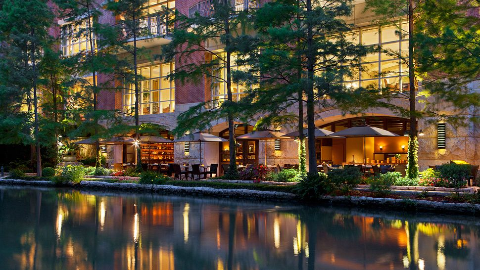 Aaa San Antonio >> The Westin Riverwalk, Texas, United States