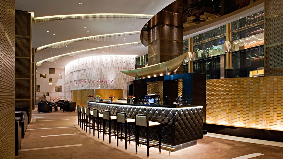 The meydan hotel dubai united arab emirates for Modern hotel dubai