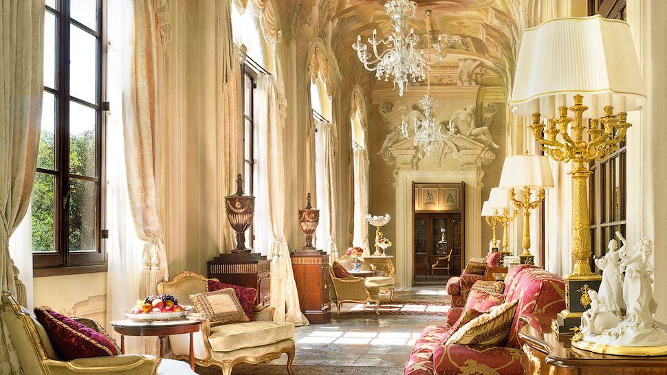 Four Seasons Hotel Firenze, Tuscany, Italy