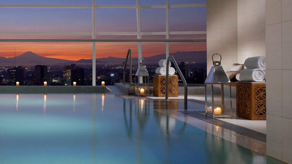 Hotel St Regis Mexico Df Spa