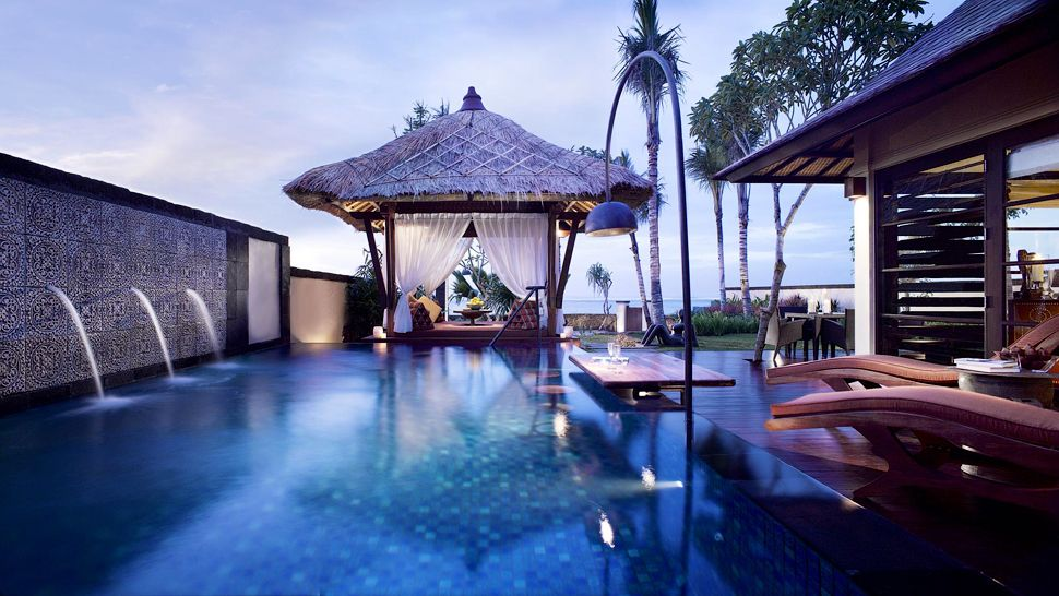 The st regis bali resort bali indonesia for Best hotels in bali