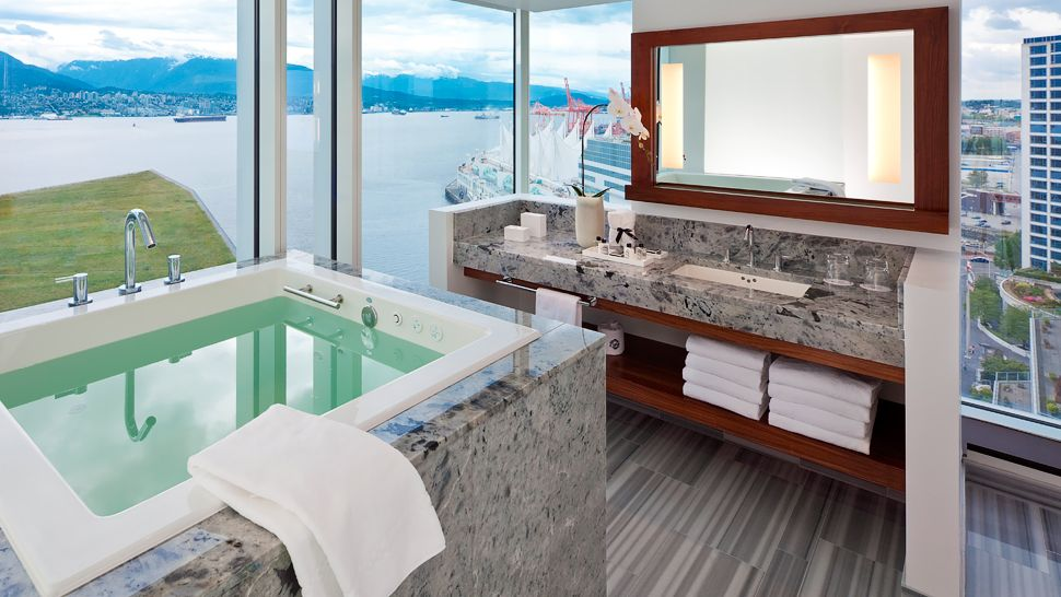 Vancouver Airport Hotel Spa