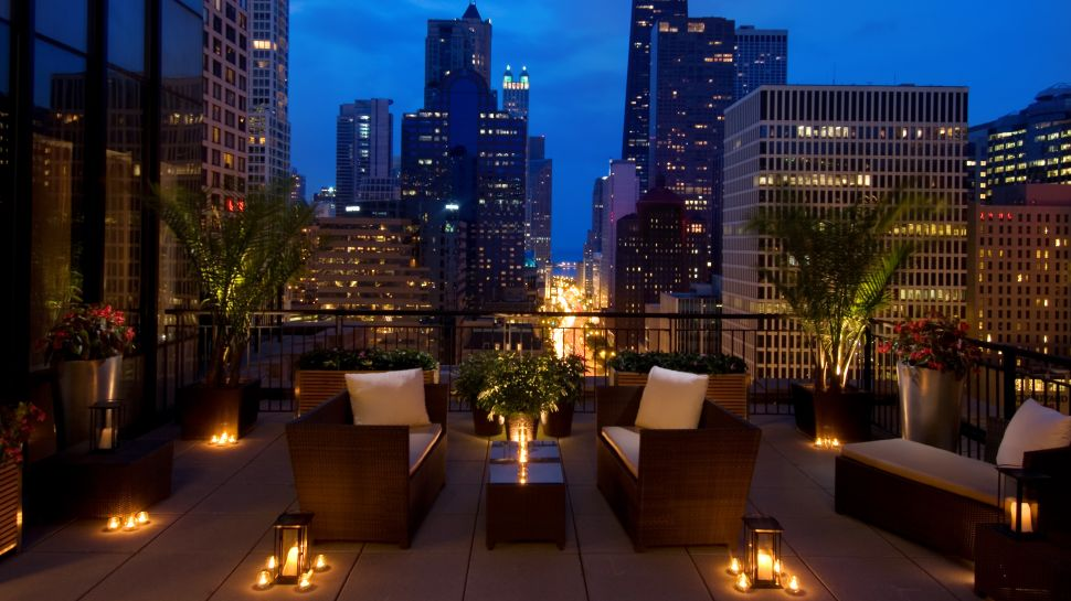 Conrad chicago illinois united states for Hotels on the terrace