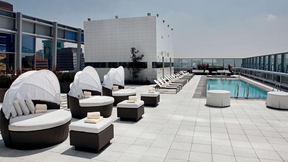 The Ritz Carlton Los Angeles Greater Los Angeles California