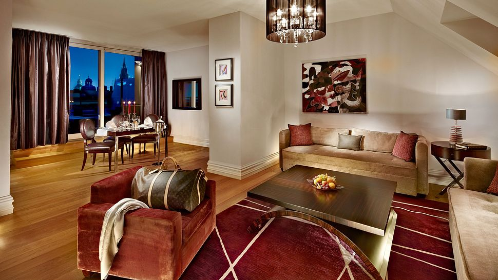 The Mark Luxury Hotel Prague — city, country