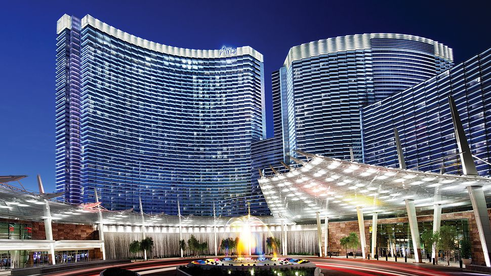 Aria Resort & Casino — city, country