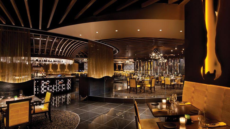 Aria Resort & Casino — city, country