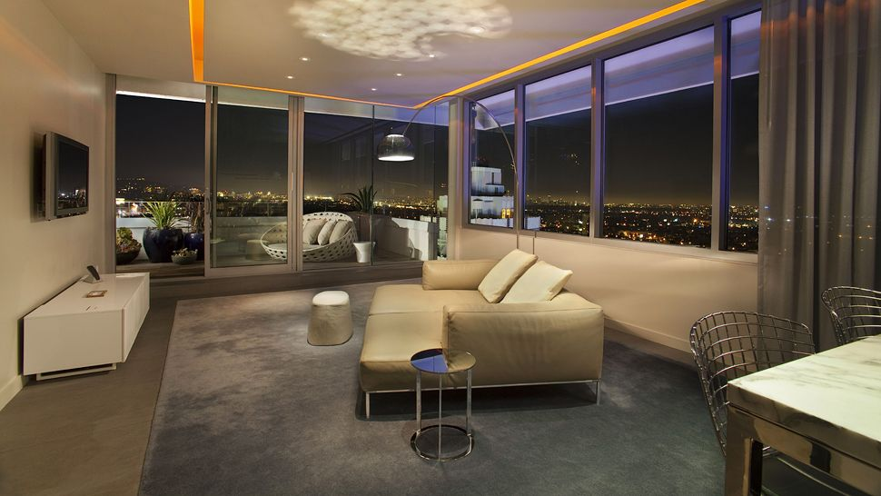 Free Satellite Internet >> Andaz West Hollywood, Greater Los Angeles, California