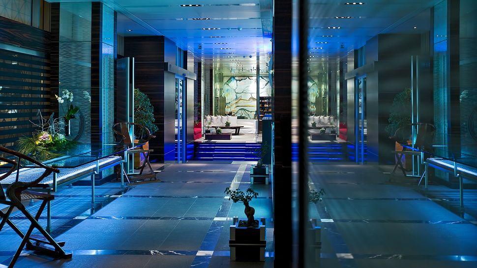 Romeo hotel naples campania italy for Design hotel naples italy