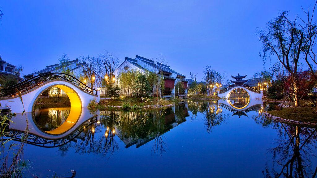 banyan tree hangzhou zhejiang province china