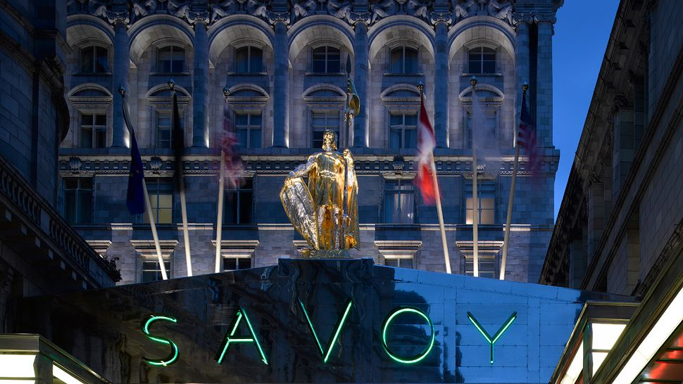 The Savoy — city, country