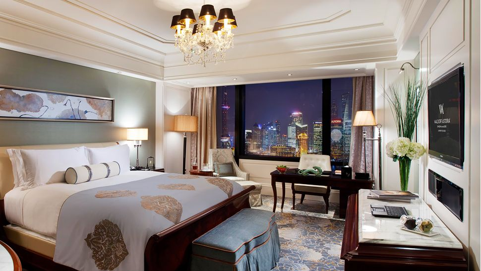 Waldorf Astoria Shanghai on the Bund — city, country