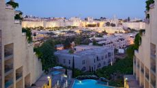 The David Citadel Hotel — Jerusalem, Israel