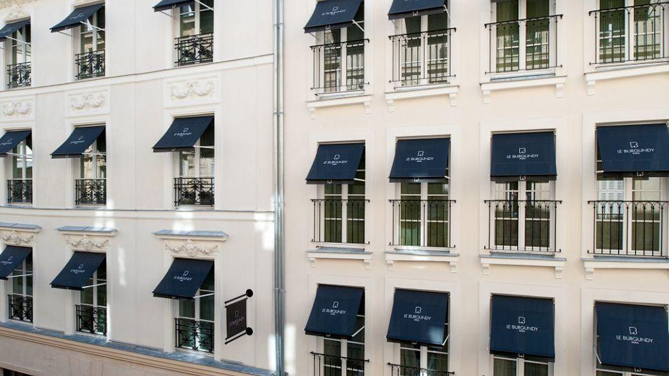 Le burgundy le de france france for Hotel design bourgogne