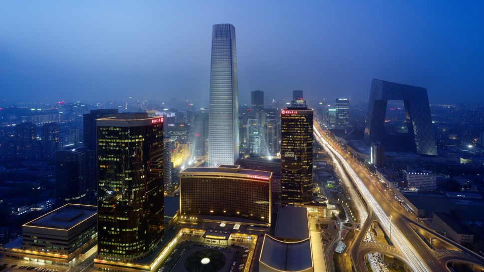 Shangri-La China World Summit Wing — city, country