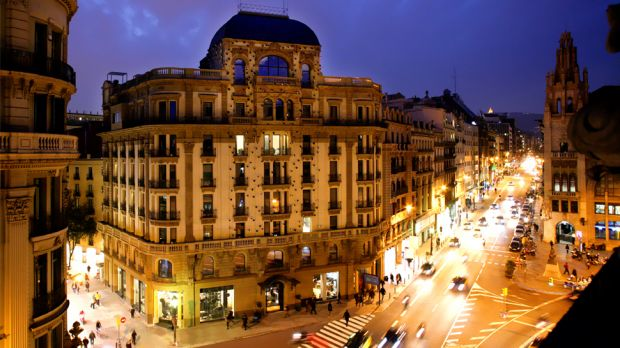 Luxury hotels in barcelona kiwi collection for Ohla hotel barcelona