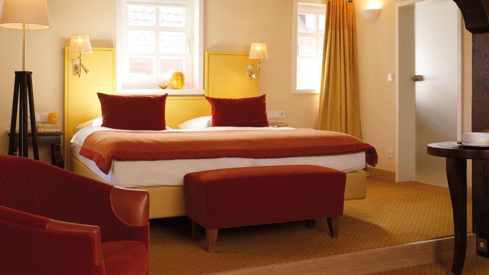 Hotel die sonne frankenberg hesse germany for Design boutique hotels waldeck hessen