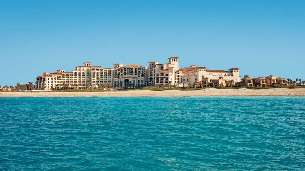 The St. Regis Saadiyat Island Resort, Abu Dhabi — city, country