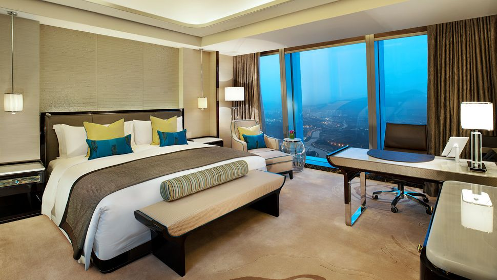 The St. Regis Shenzhen — city, country