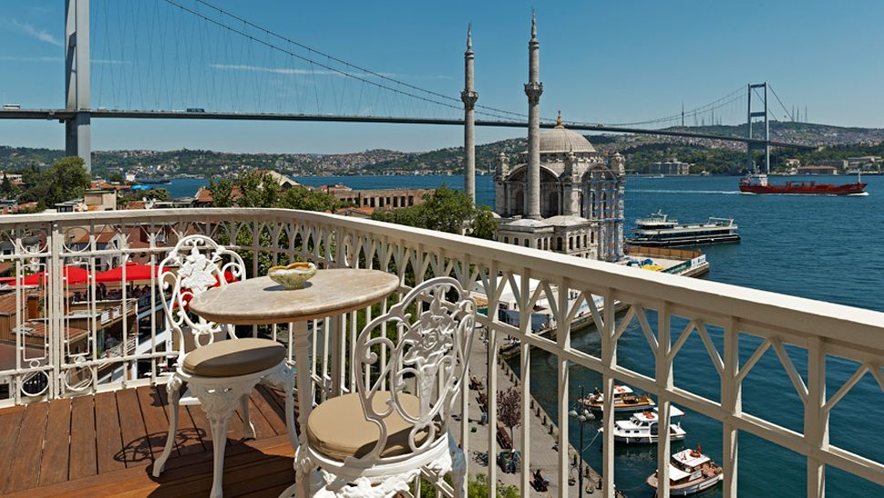 The House Hotel Bosphorus — city, country