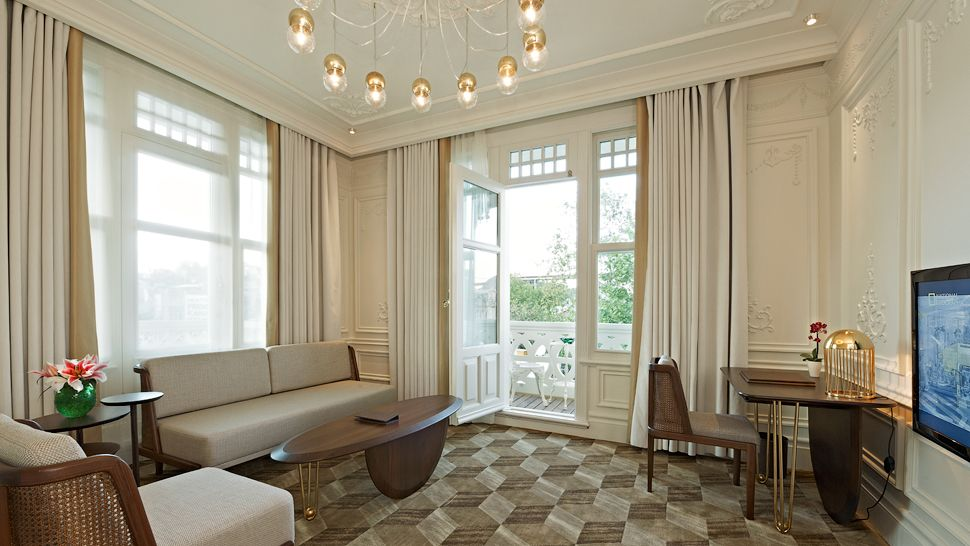 The House Hotel Bosphorus — city, country