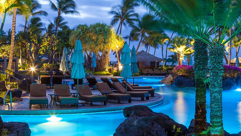 Best all inclusive honeymoon resorts in hawaii for Top 20 all inclusive resorts
