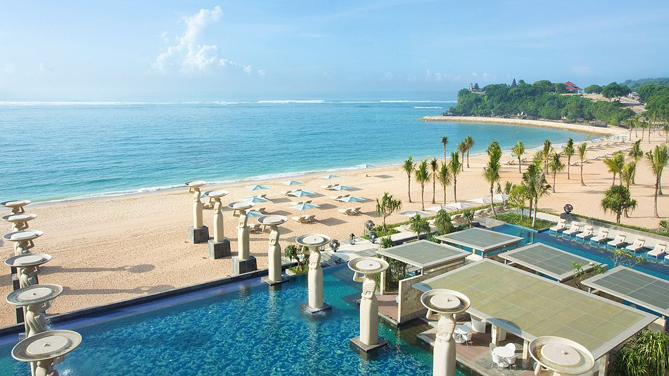 The Mulia – Nusa Dua — city, country
