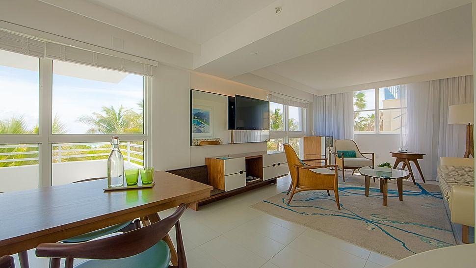 The James Royal Palm South Beach Miami Florida