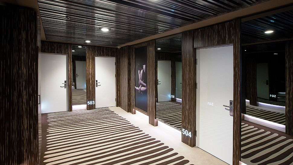11 Mirrors Design Hotel Kiev Ukraine
