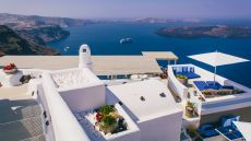 Iconic Santorini, a boutique cave hotel — Imerovigli, Greece