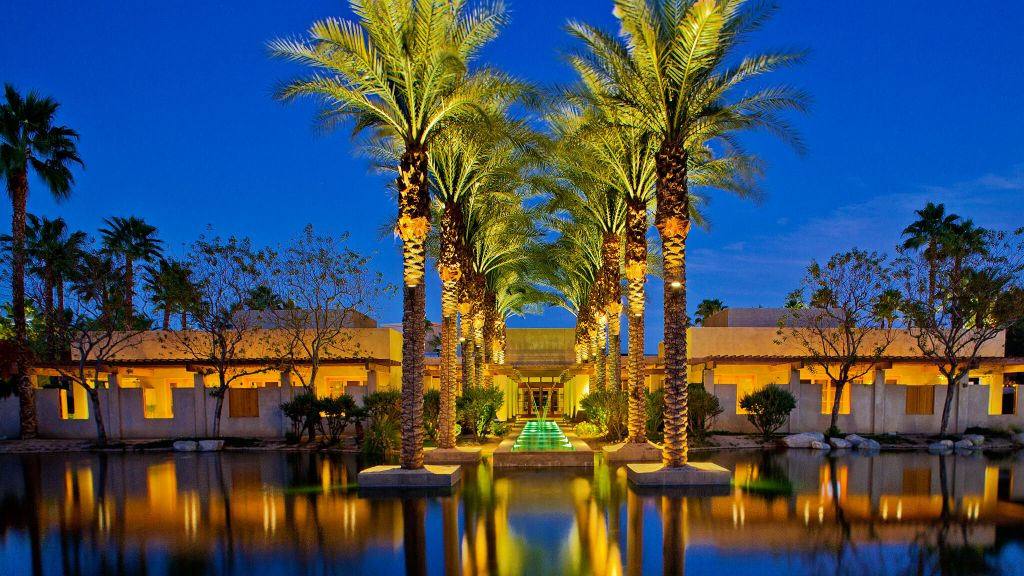 Hyatt Regency Indian Wells Resort And Spa Indian Wells