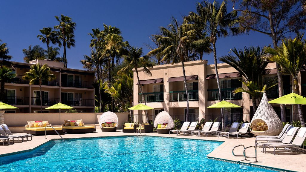 Hyatt Regency Newport Beach Greater Los Angeles California