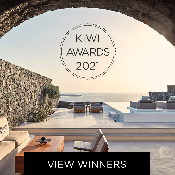 View the 2021 Kiwi Collection hotel award winners
