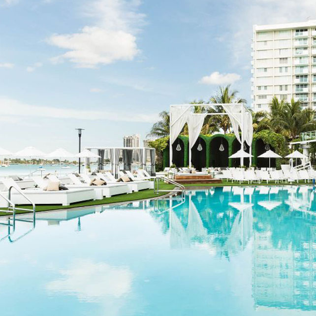 beachfront hotels, best all inclusive resorts, best beach resorts, Destination Guide to Miami, pool, ocean view