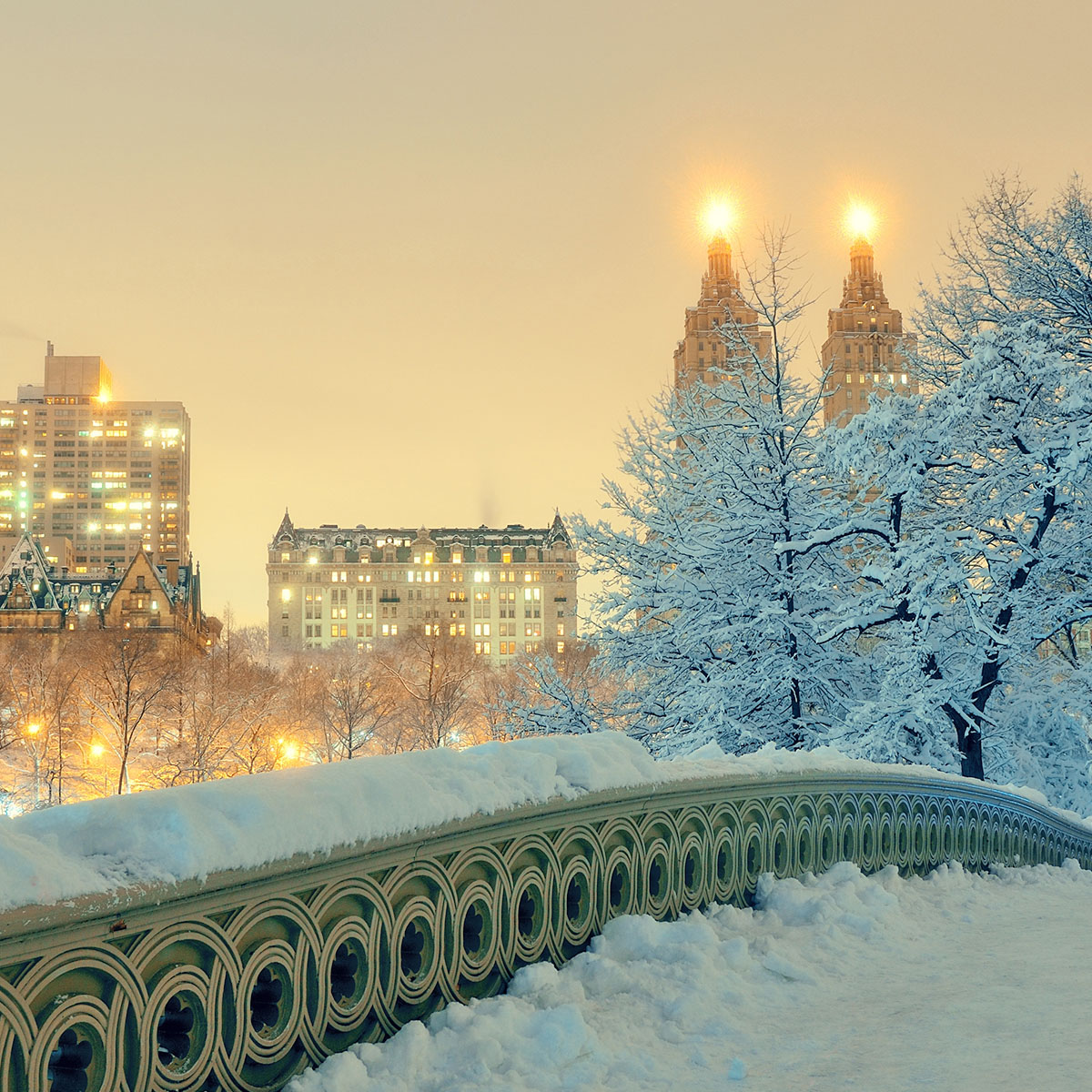 City breaks, Winter vacations & holiday travel, luxury hotels, Manhattan New York