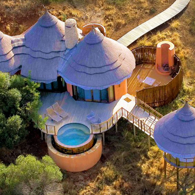 Explore 8 luxury safari hotels in Africa