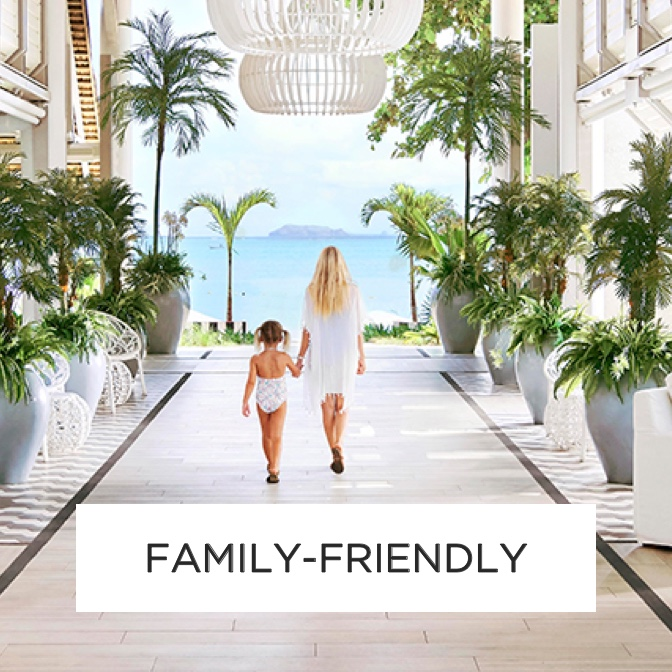 Luxury Family-friendly Holidays and Hotels