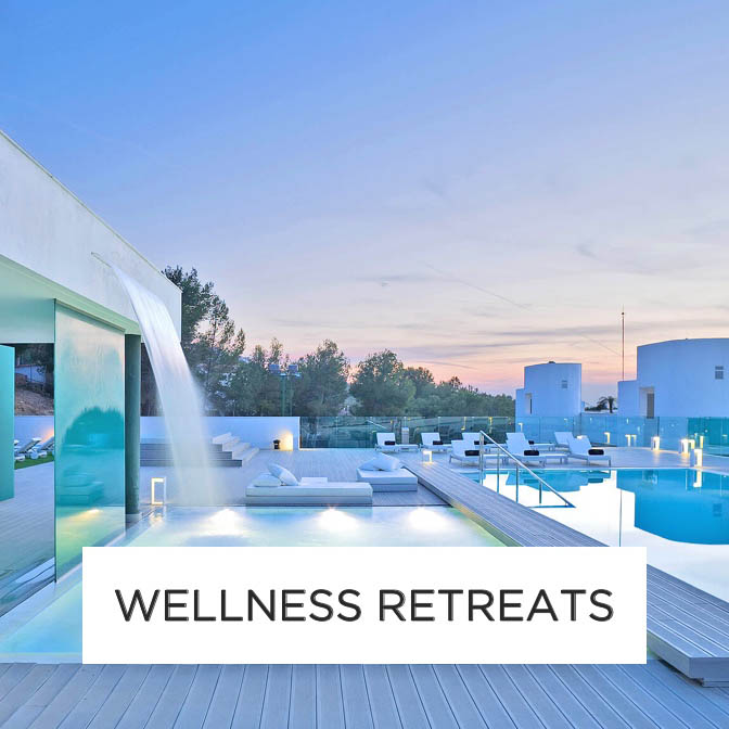 Luxury Wellness Holidays and Hotels