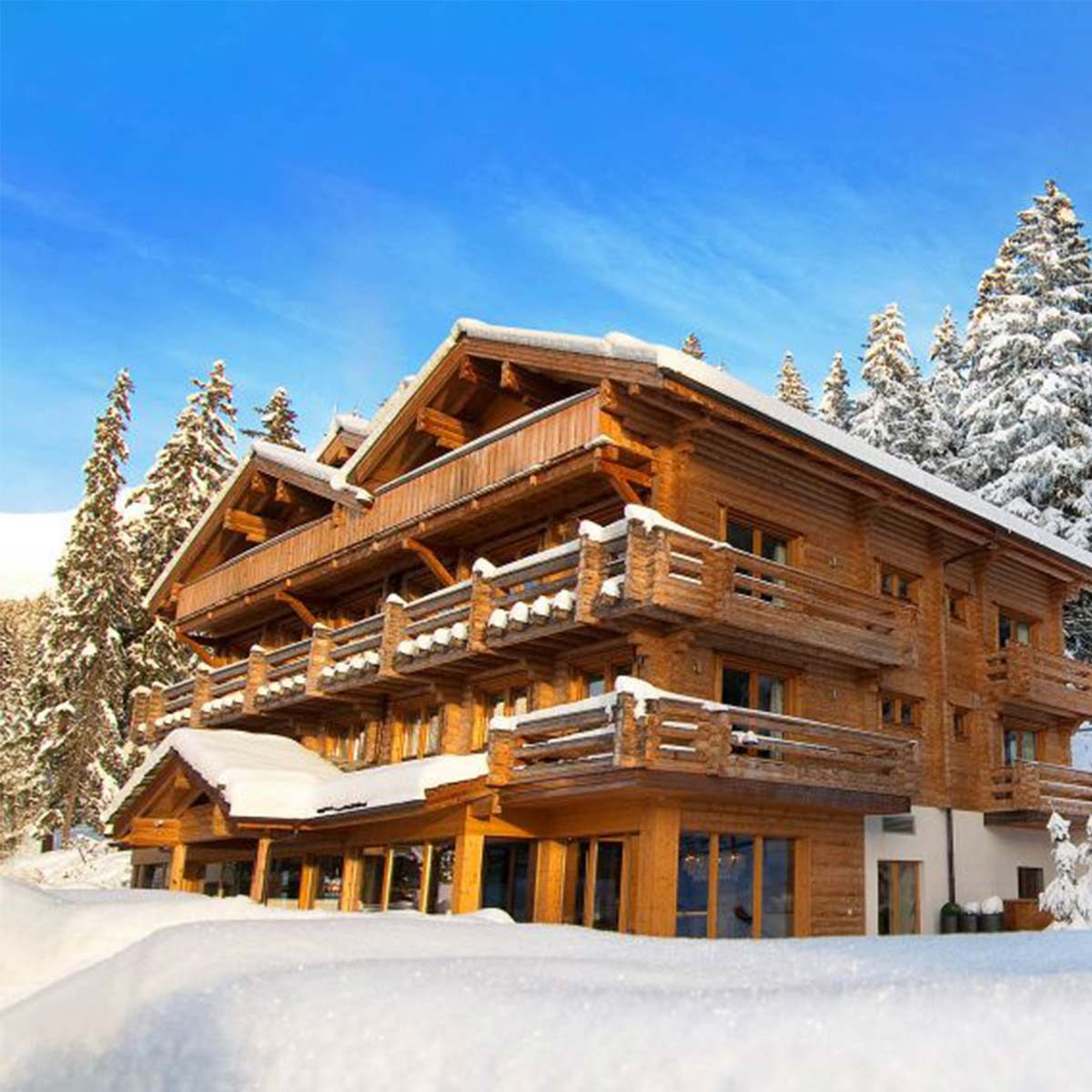 Best Ski Resorts & Hotels in Europe