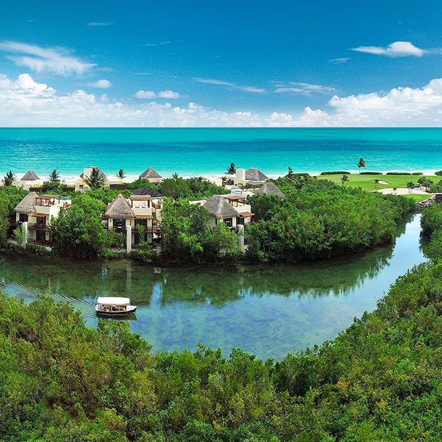 10 Luxury Eco-Friendly Hotels