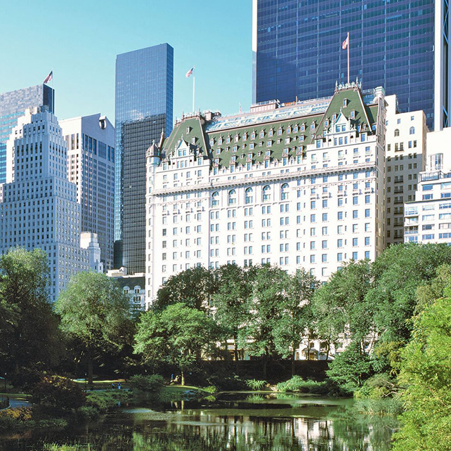The Famed and Historic Grand Dames of New York City