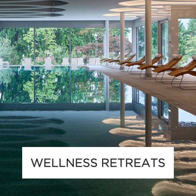 Luxury Wellness Holidays and Hotels
